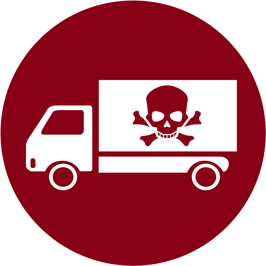 Veszélyes anyagok szállítása