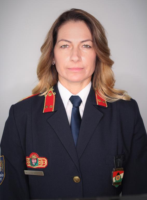Molnár Krisztina